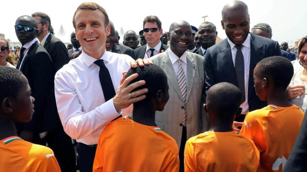 Cezayir'deki siyasi partiden dikkat çeken yorum: Fransa'nın Afrika'da yaptıkları işgal dönemindekilerden beter