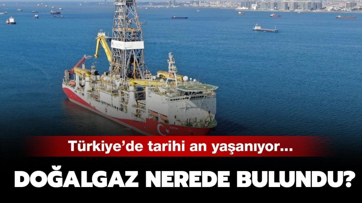 """Başkan Erdoğan'dan  yeni doğalgaz rezervi açıklaması! Doğalgaz rezervi nerede bulundu"""""""
