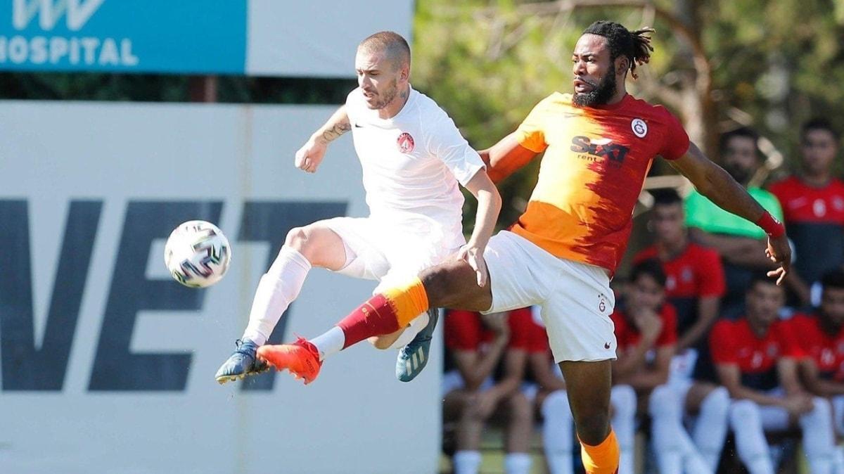 Galatasaray, Ümraniyespor'dan Denizhan Taşkan için transferde öncelik sözü aldı