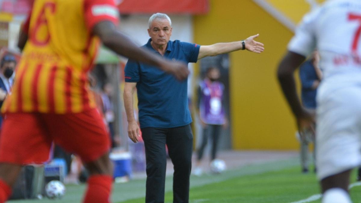 HK Kayserispor - DG Sivasspor maçının ardından