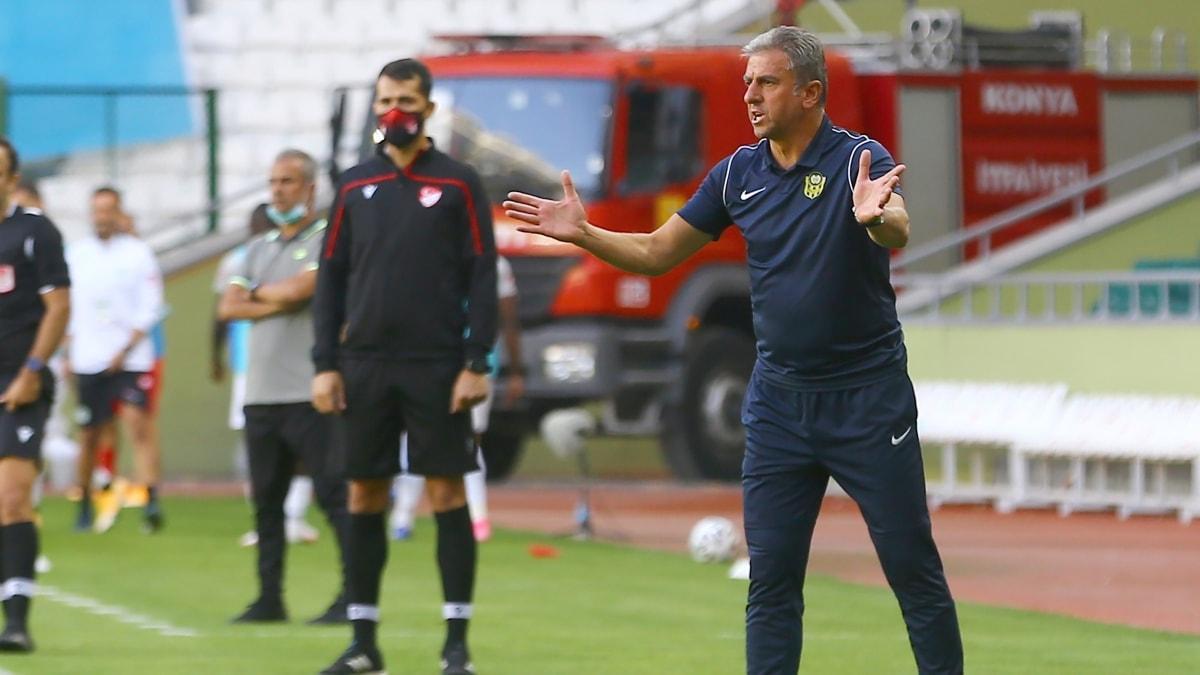 İH Konyaspor - Yeni Malatyaspor maçının ardından