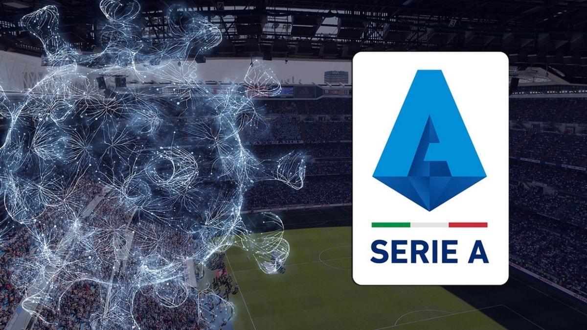 Serie A ekiplerinde koronavirüs vaka sayısı artıyor