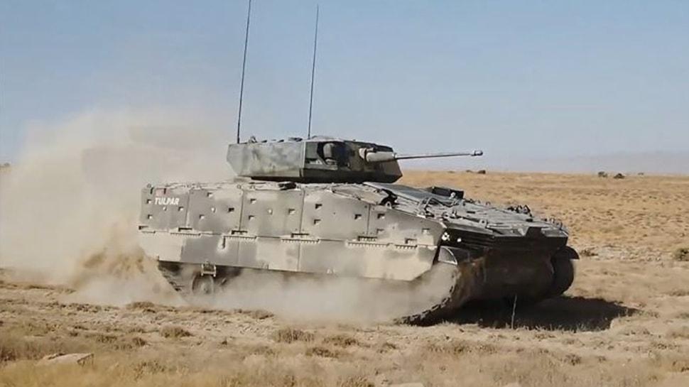 Türk silahlı kuvvetlerine büyük avantaj sağlayacak: Tulpar göreve hazır