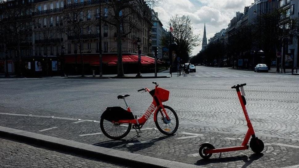 Fransa'da vakalardaki rekor artış nedeniyle sokağa çıkma yasağı başladı