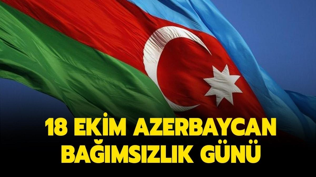 "Azerbaycan bayrağının anlamı nedir"" Azerbaycan ne zaman bağımsız oldu"""