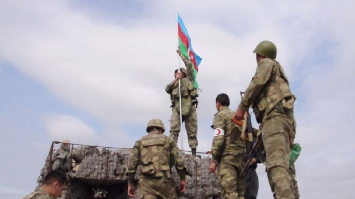 Azerbaycan ordusundan darbe üstüne darbe... İşgalci Ermenistan güçlerinin imajını yok ettiler