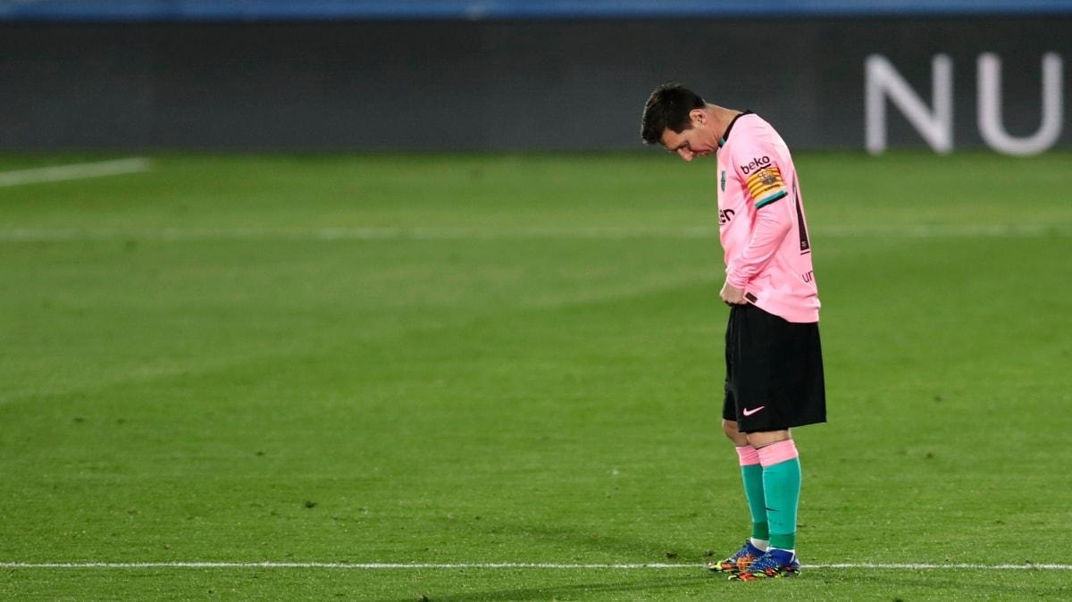 Barça, Getafe deplasmanından çıkamadı
