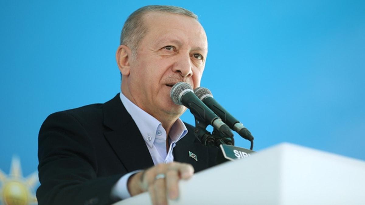 Başkan Erdoğan'dan ABD, Fransa ve Rusya'ya tepki: Ermenistan'a her türlü silah desteğini veriyorlar