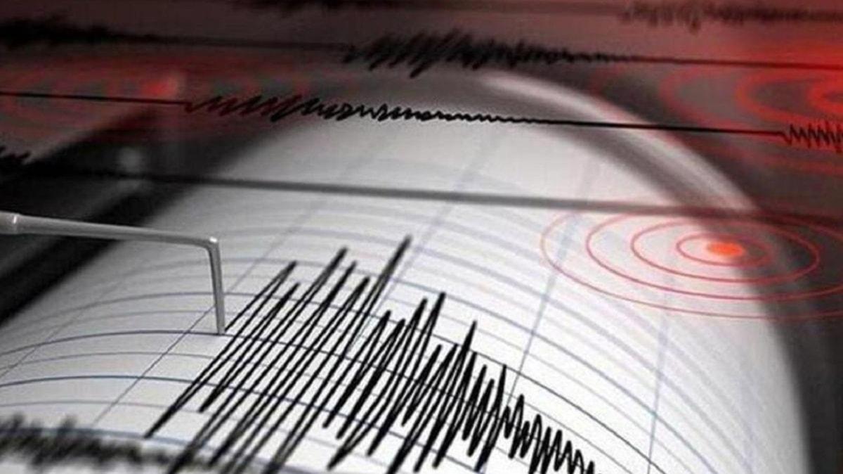 Bodrum'da 3.7 büyüklüğünde deprem