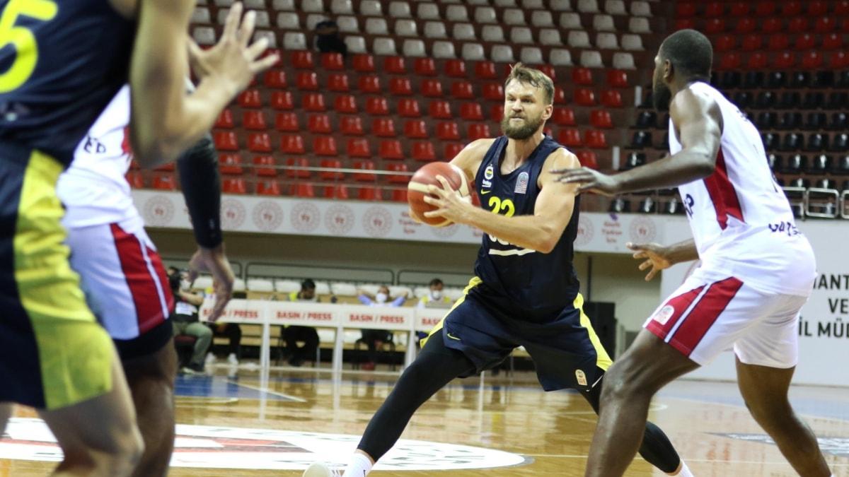 Fenerbahçe Beko, Gaziantep Basketbol'u devirdi