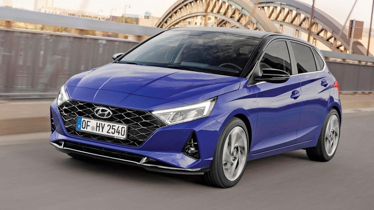 Hyundai'de değişim yeni i20 ile başladı
