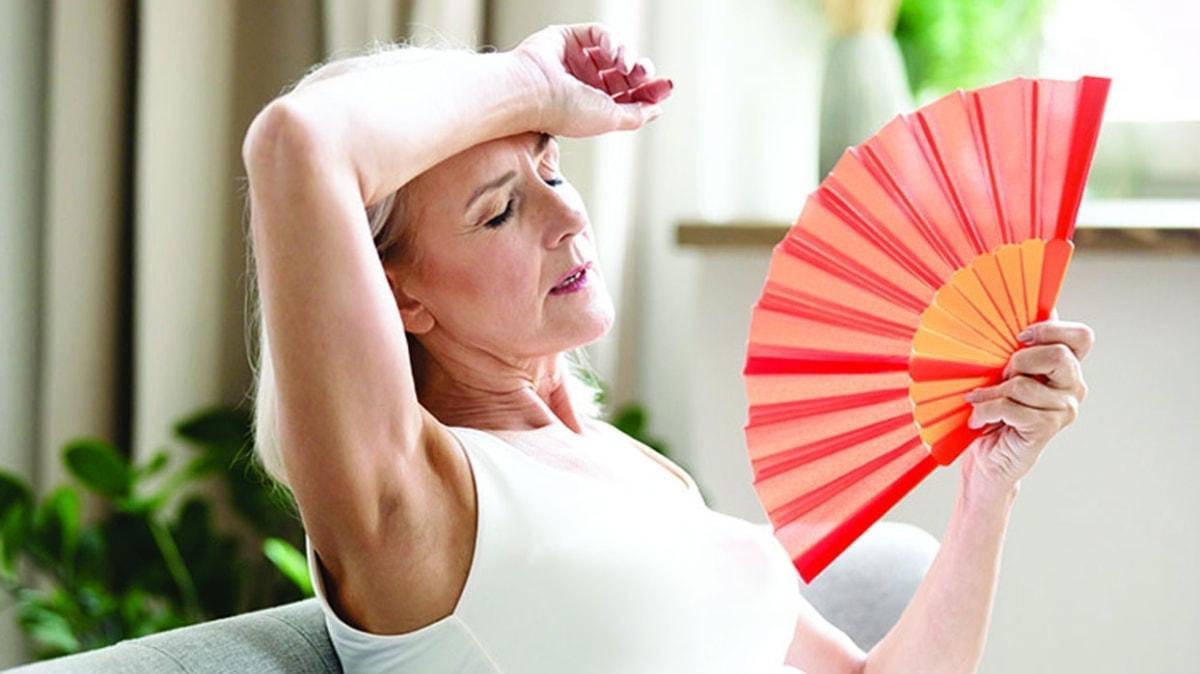 Menopozda idrar yolu sorunları olabilir