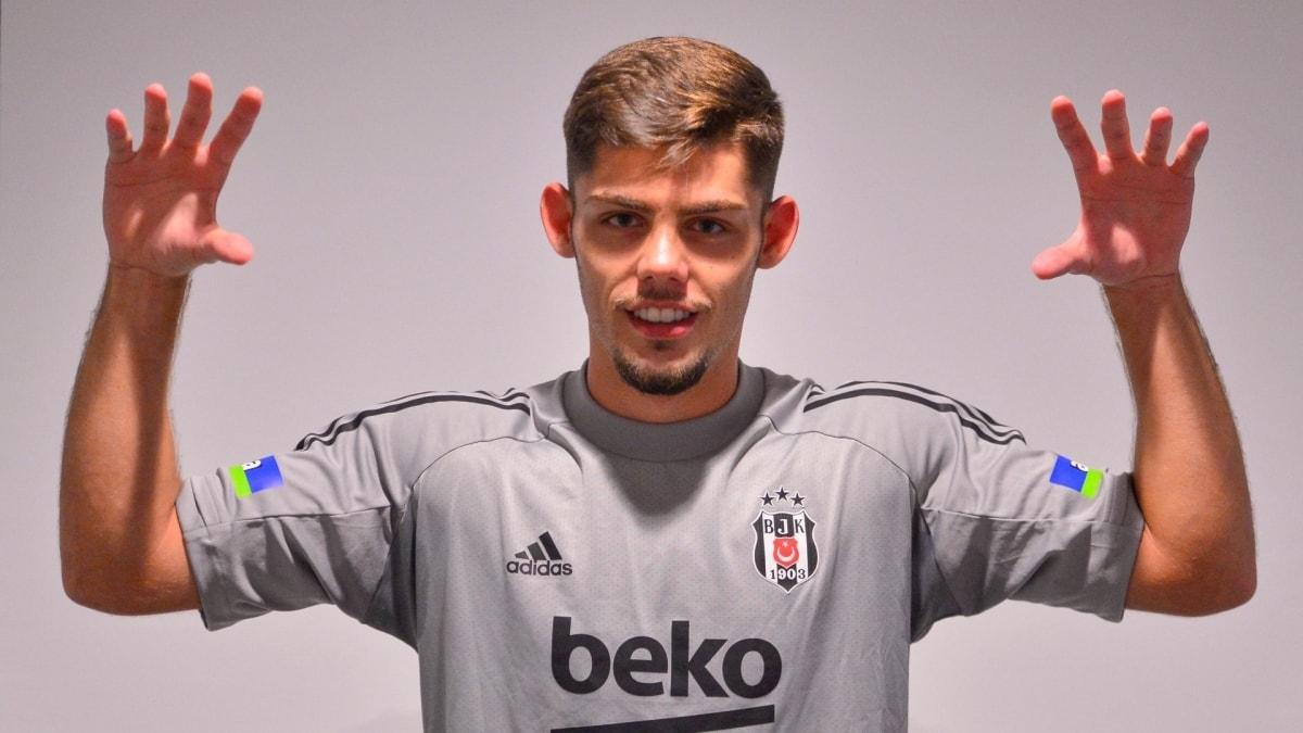 Montero Beşiktaş'a geldiği için çok mutlu
