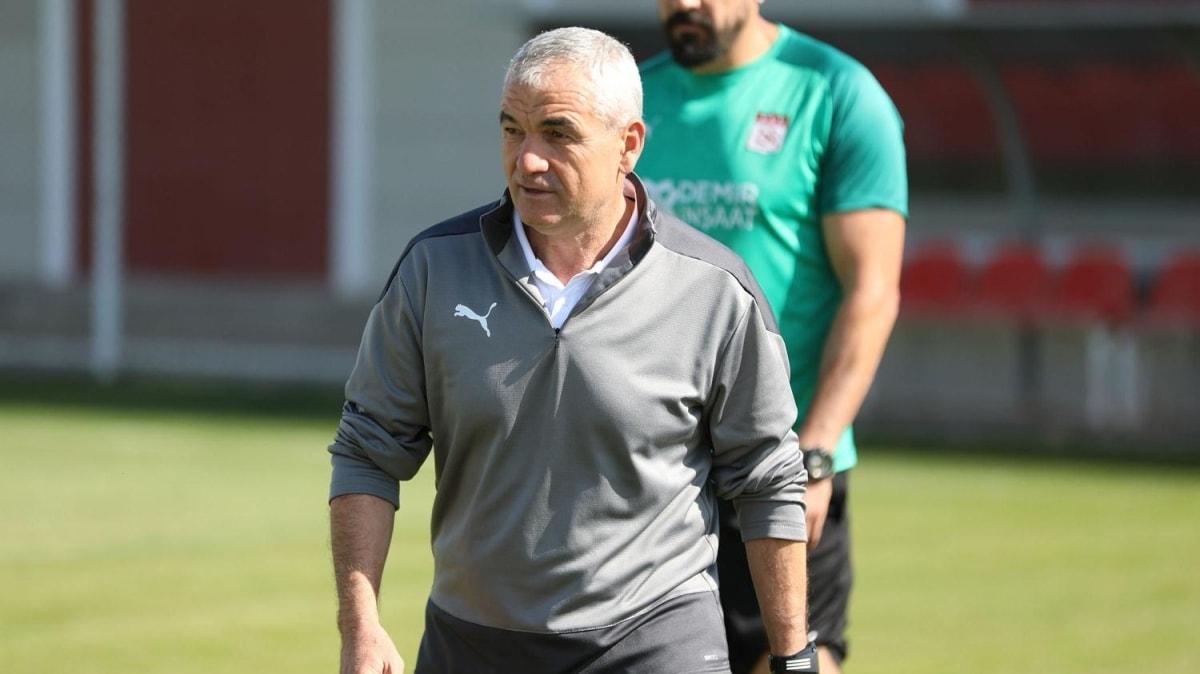 Rıza Çalımbay Villarreal maçından ümitli