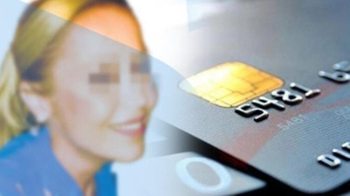 Sevgilisinden kredi kartı ekstreli intikam aldı