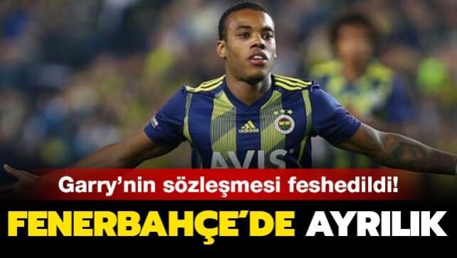 Fenerbahçe, Rodrigues'in sözleşmesini feshetti