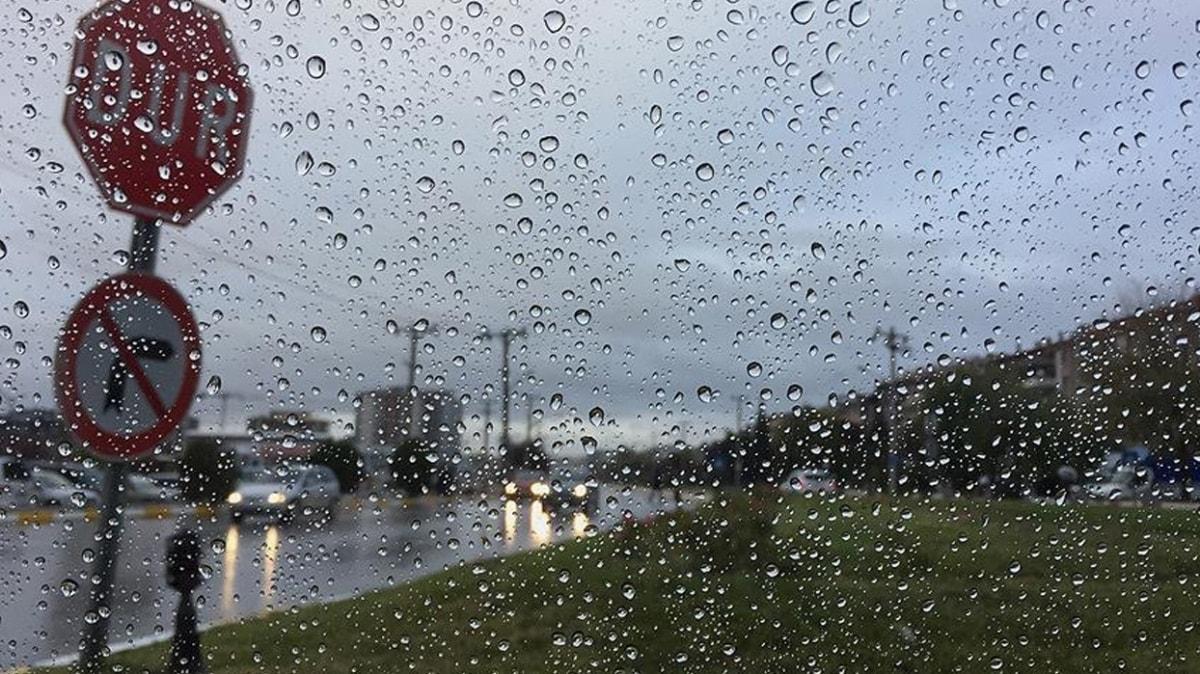 Meteoroloji bölge bölge uyardı... Sağanak yağış geliyor