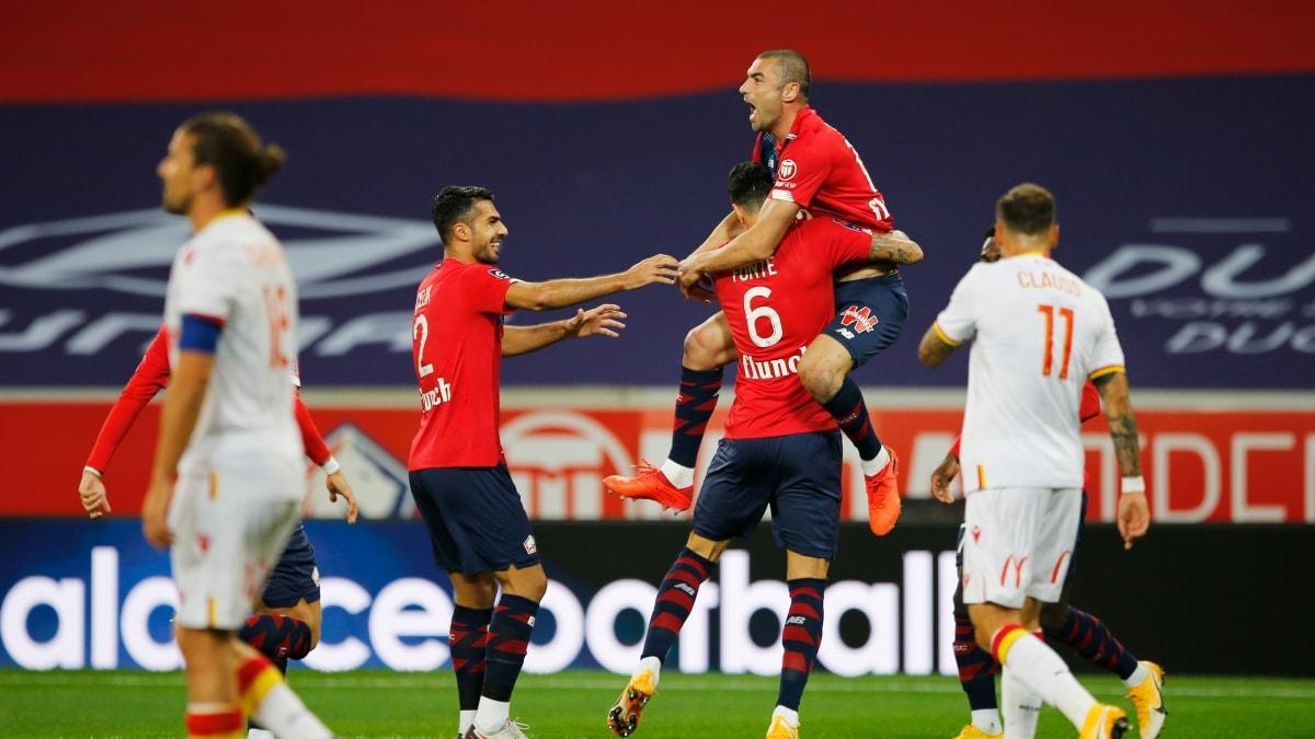 Türkler uçuyor! Lille farklı kazandı