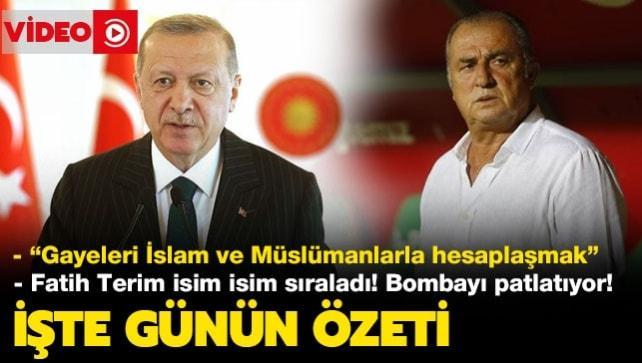 Başkan Erdoğan sert çıktı: İslamın yükselişinden rahatsız olanlar dinimize saldırıyor