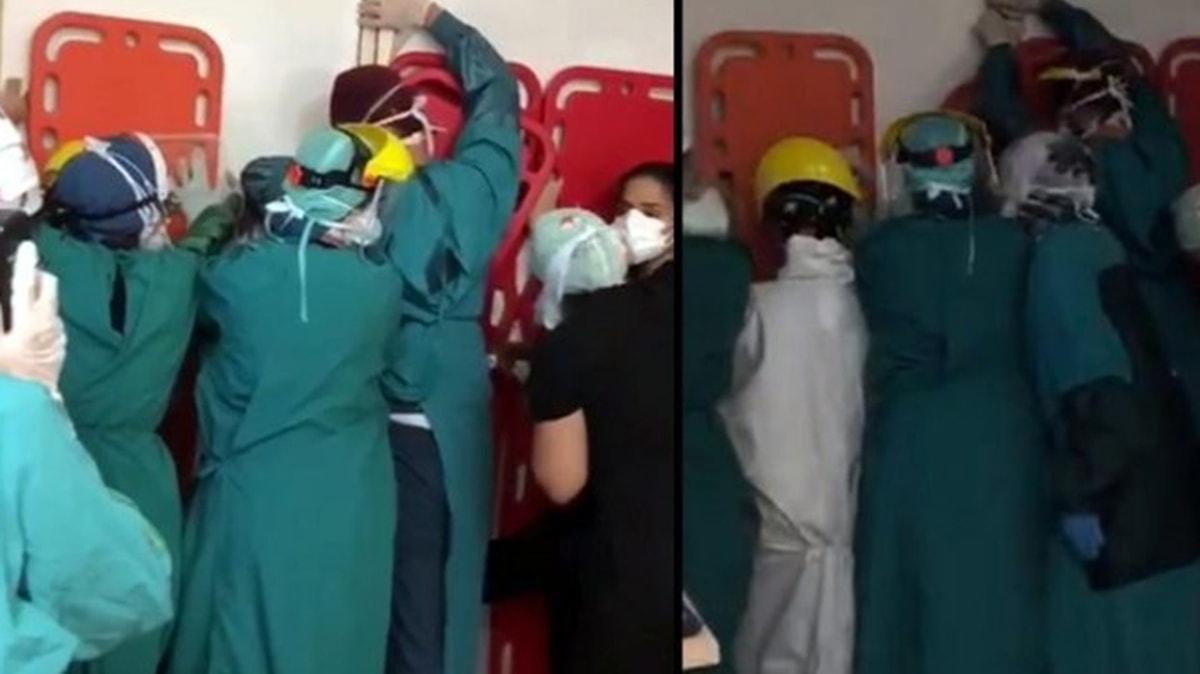 Ankara'daki sağlık çalışanlarına şiddette yeniden gözaltı kararı: 2 sanık için yeniden tutuklama kararı çıkarıldı