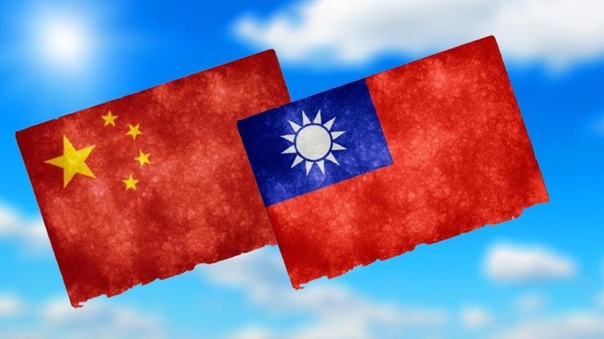 Çin-Tayvan anlaşmazlığında kavga... Diplomatlar birbirine girdi