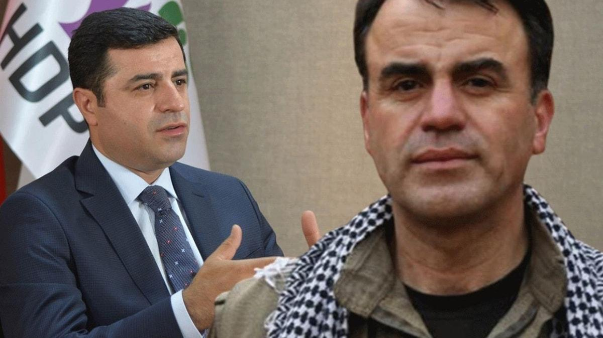 Selahattin Demirtaş'ın terörist kardeşi Nurettin Demirtaş sokağa çıkma çağrısı yaptı
