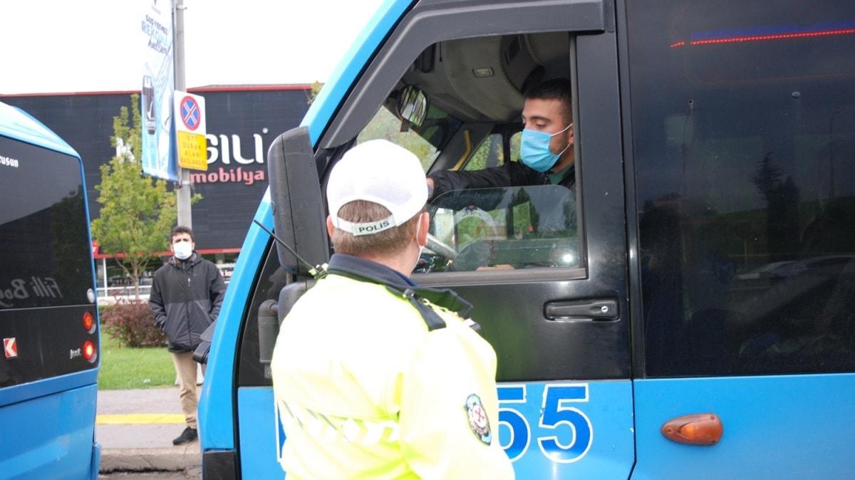 Toplu taşımada koronavirüs denetiminde şaşırtan istek: Yolculara da para cezası kesilsin