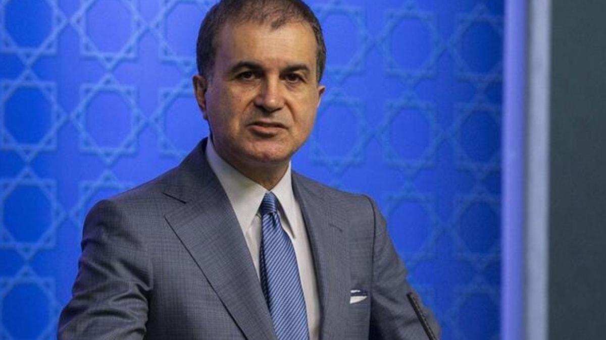 AK Parti Sözcüsü Çelik: Evlat nöbeti tutan annelere dönük bu saldırganlık herkes tarafından kınanmalıdır