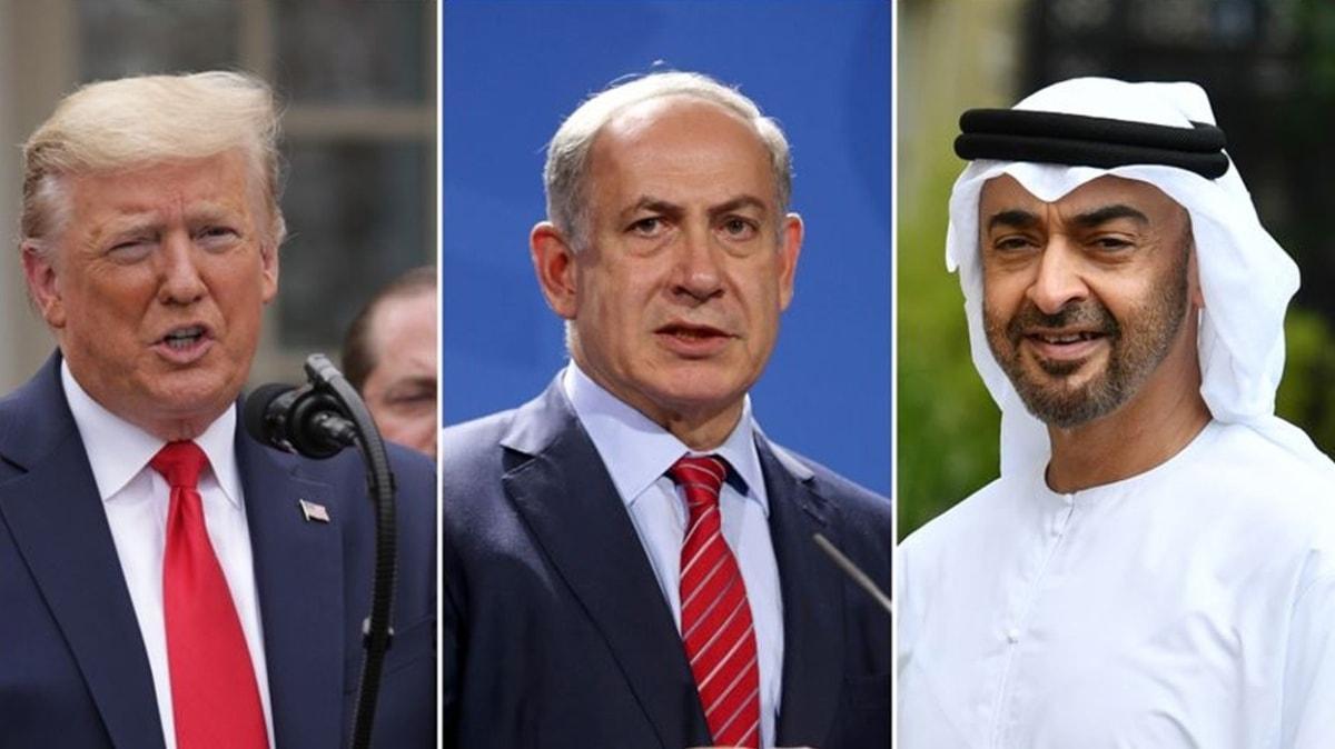 Amerikan basınından dikkat çeken iddia: BAE-İsrail anlaşmasının arkasında ABD'nin kurtarma operasyonu var