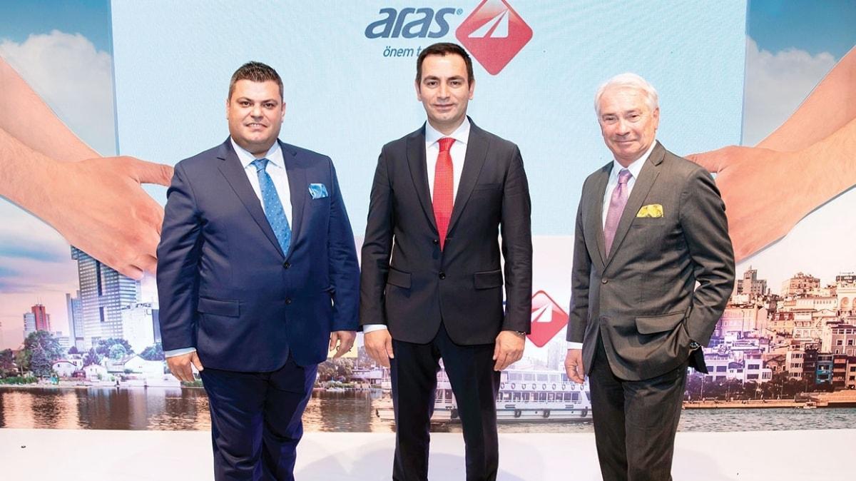 Aras Kargo'dan dağıtıma 1 milyar TL'lik yatırım planı
