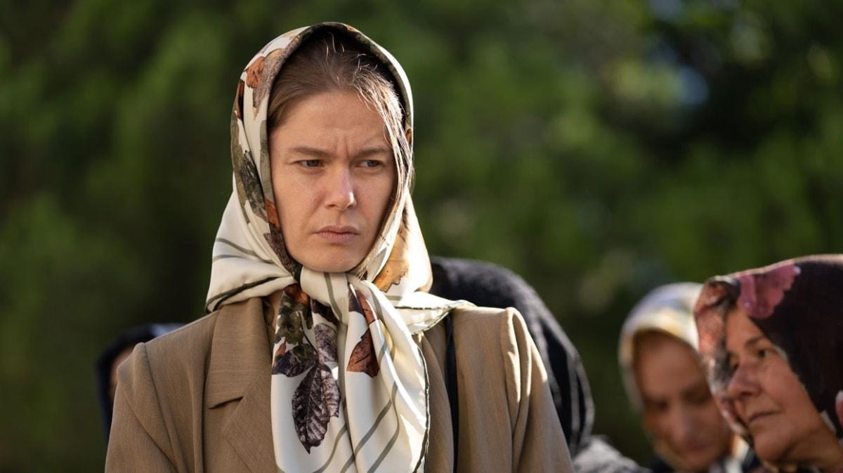 Burcu Biricik'in başrolünde olduğu Fatma dizisinden ilk kareler