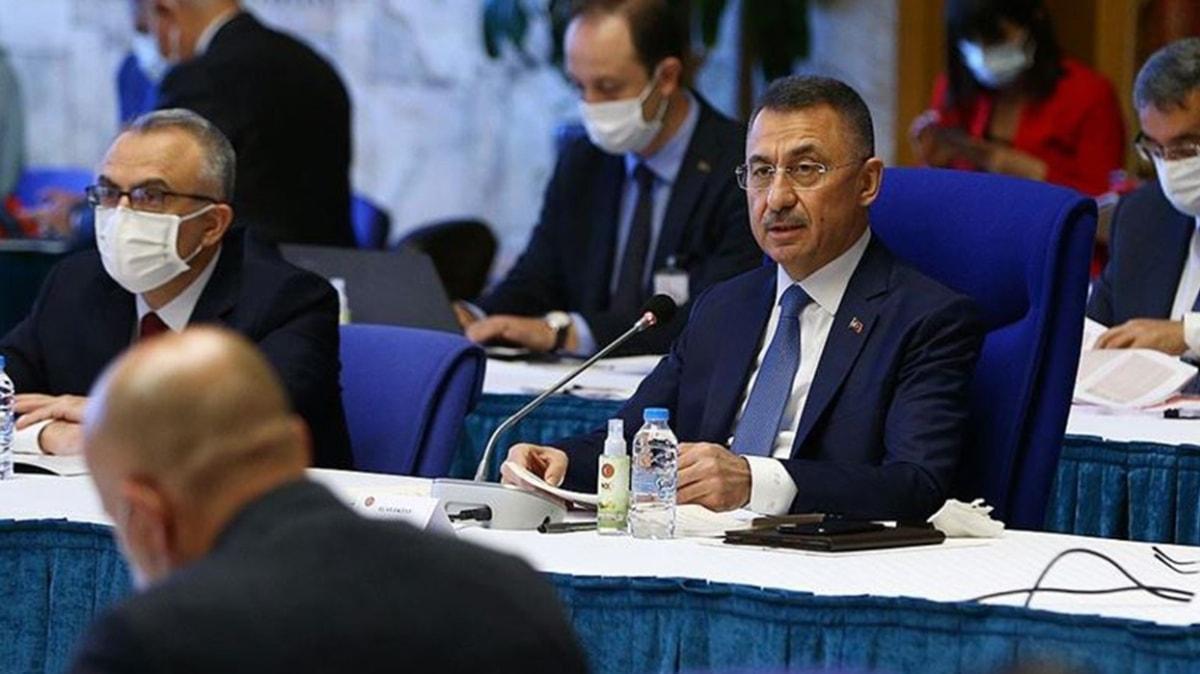 Cumhurbaşkanı Yardımcısı Oktay açıkladı: 2021 bütçesi güçlü şekilde toparlanmaya başlayan Türkiye'nin bütçesidir