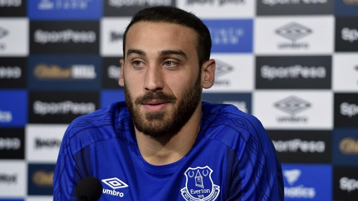Everton, Cenk Tosun'u Beşiktaş'a önerdi! Son kara Sergen Yalçın'ın