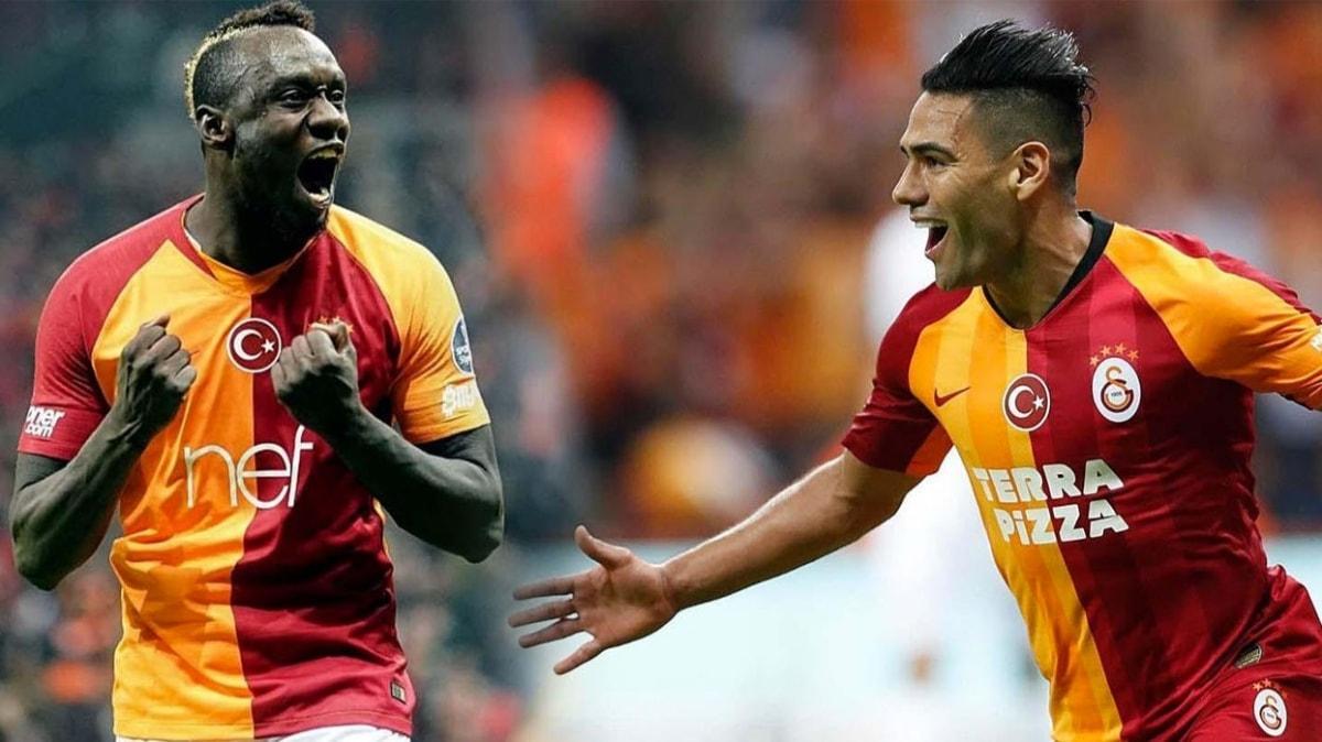 Galatasaray'ın milyonluk golcüleri sessizliğini koruyor
