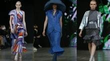 Moda haftasında öne çıkan tasarımlar