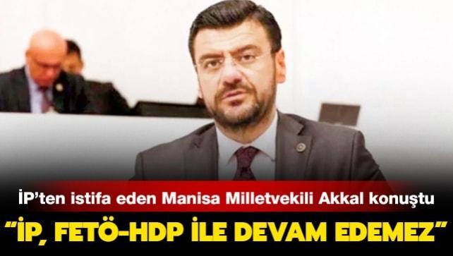 'İP, FETÖ-HDP ile devam edemez'