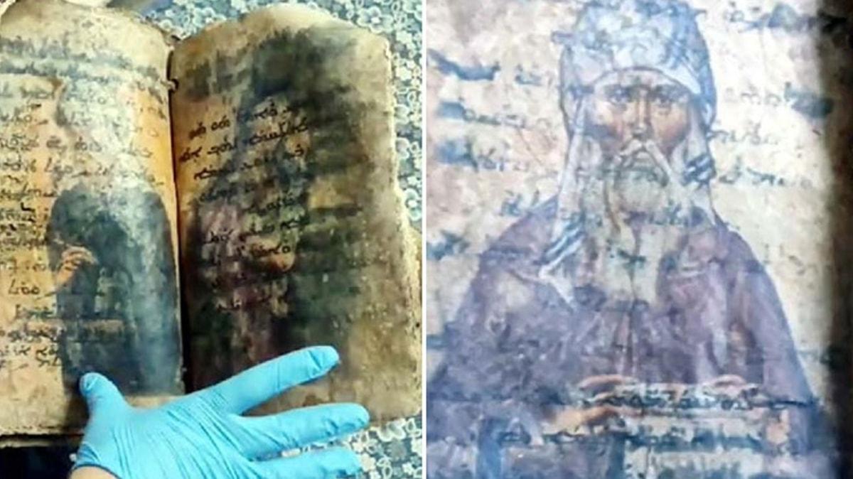 1 milyon dolara satacaklardı: Ceylan derisine yazılmış İncil ele geçirildi
