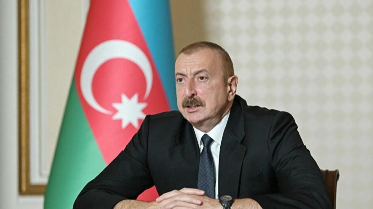 Aliyev: Dağlık Karabağ'a barış gücü gönderilmesine karşı değilim