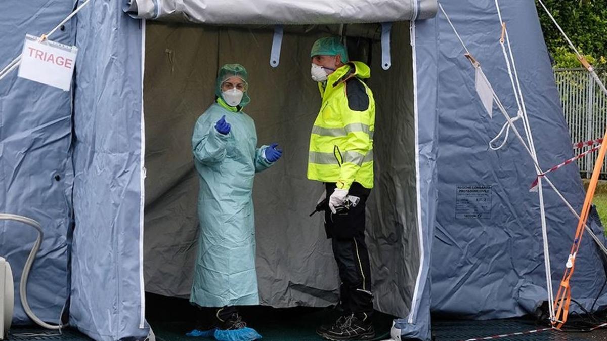 Avrupa'da koronavirüste son durum... Fransa'da sokağa çıkma yasağı uygulanacak bölge sayısı 54'e yükseltildi