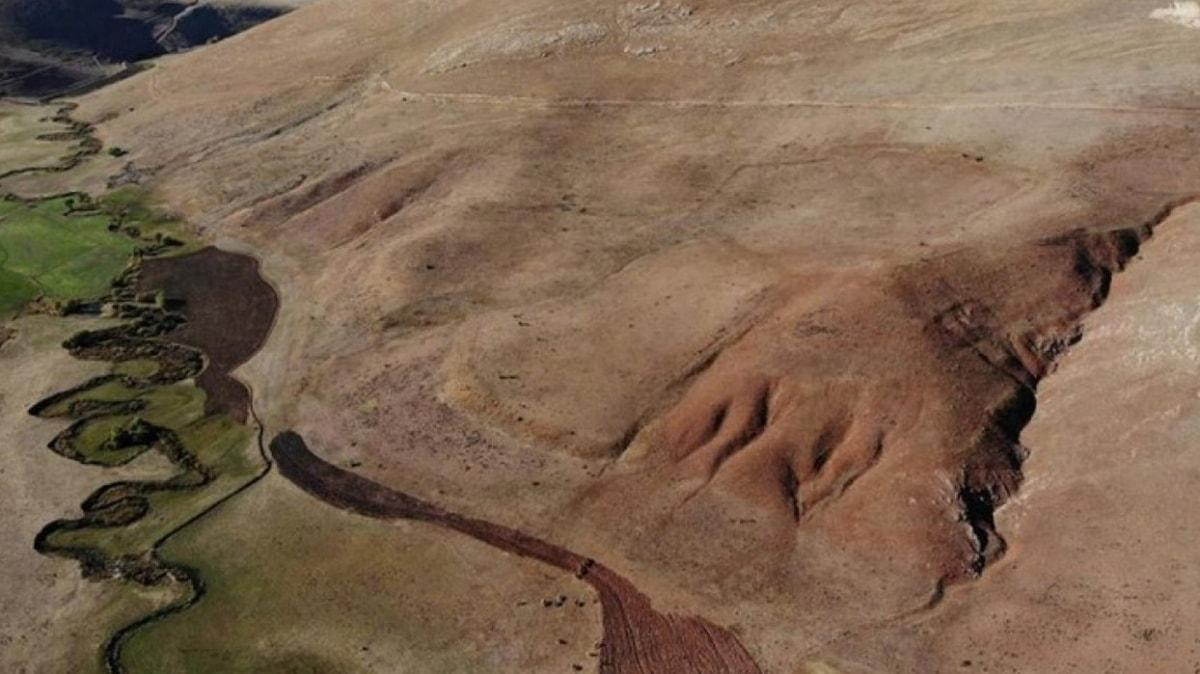 """Bayburt'ta milyonlarca yıllık fosillerin bulunduğu alan """"kesin korunacak hassas alan"""" oldu"""