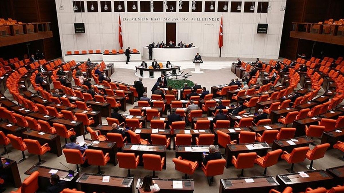 Dosyalar Meclis'e geldi... HDP'li 11 vekile dokunulacak