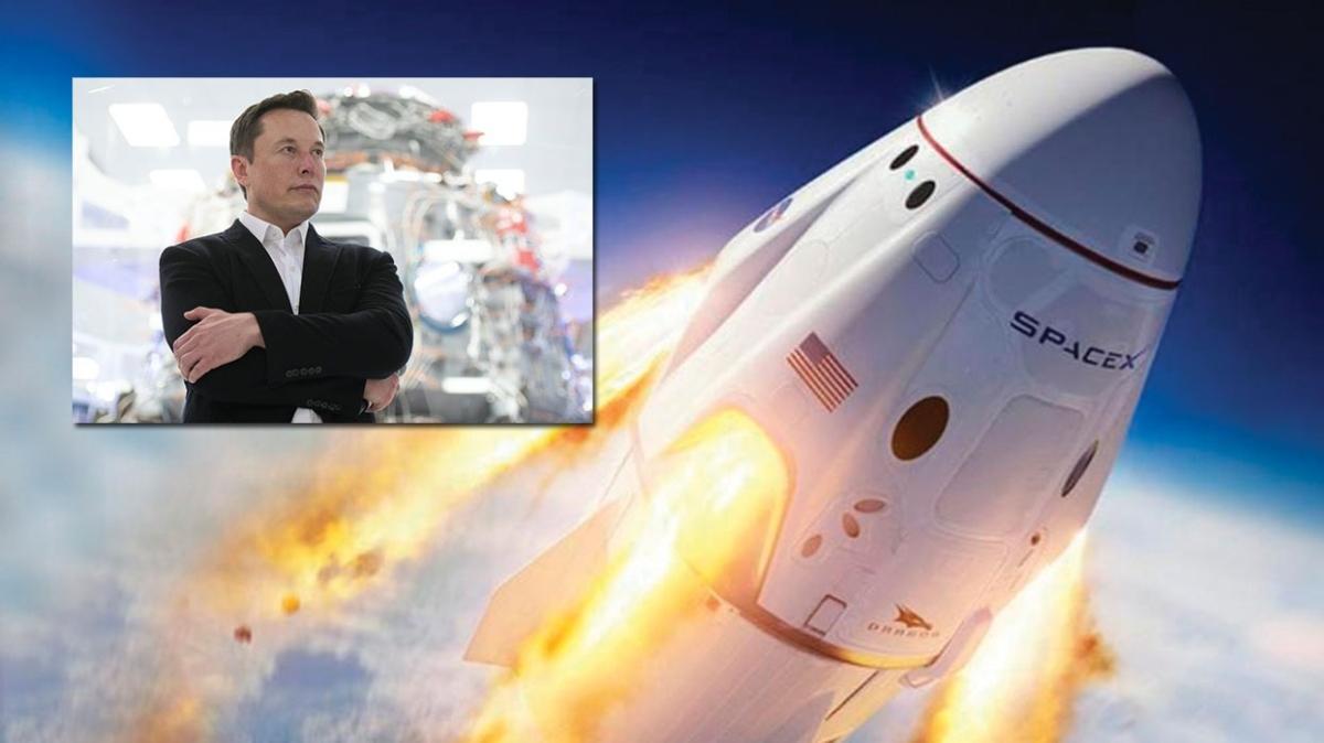 Elon Musk: Mars yolculuğu 2024'te