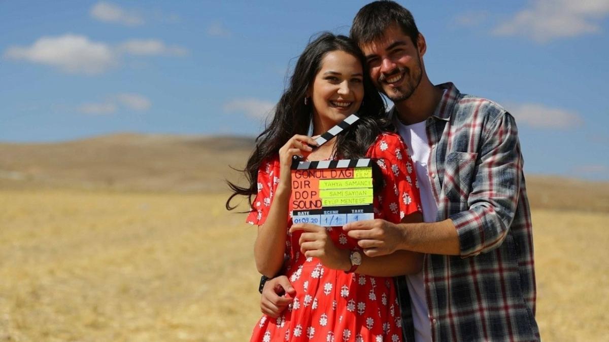 Hayat Şarkısı'nın Melek'i Ecem Özkaya Gönül Dağı dizisine katıldı!