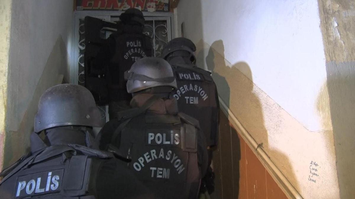 İstanbul'da DEAŞ'a yönelik operasyon... Çok sayıda gözaltı var