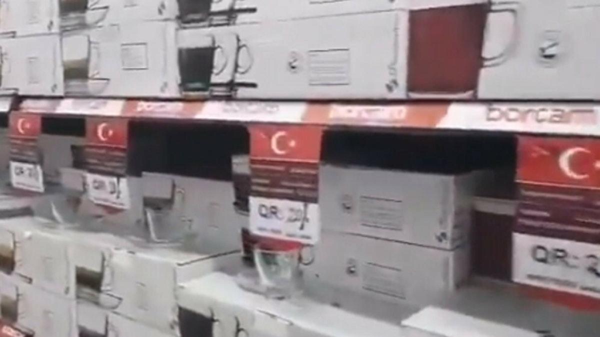 Katar'dan destek kampanyası: Sadece Türk ürünü alın