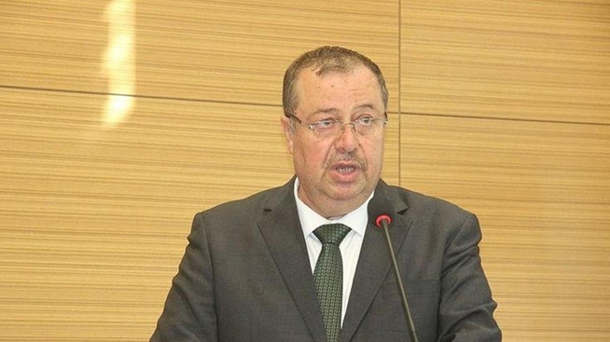 Kilis Belediye Başkanı Servet Ramazan oldu