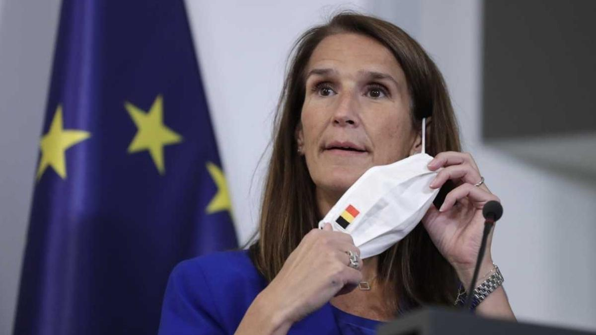 Koronavirüse yakalanan Belçika Dışişleri Bakanı yoğun bakıma kaldırıldı