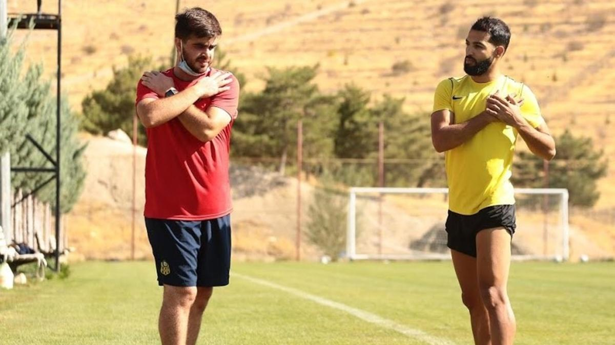 Yeni Malatyaspor'a büyük şok! Adem ve Chebake...
