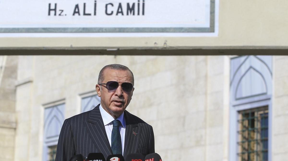 Başkan Erdoğan: S-400 testleri yapıldı, yapılıyor