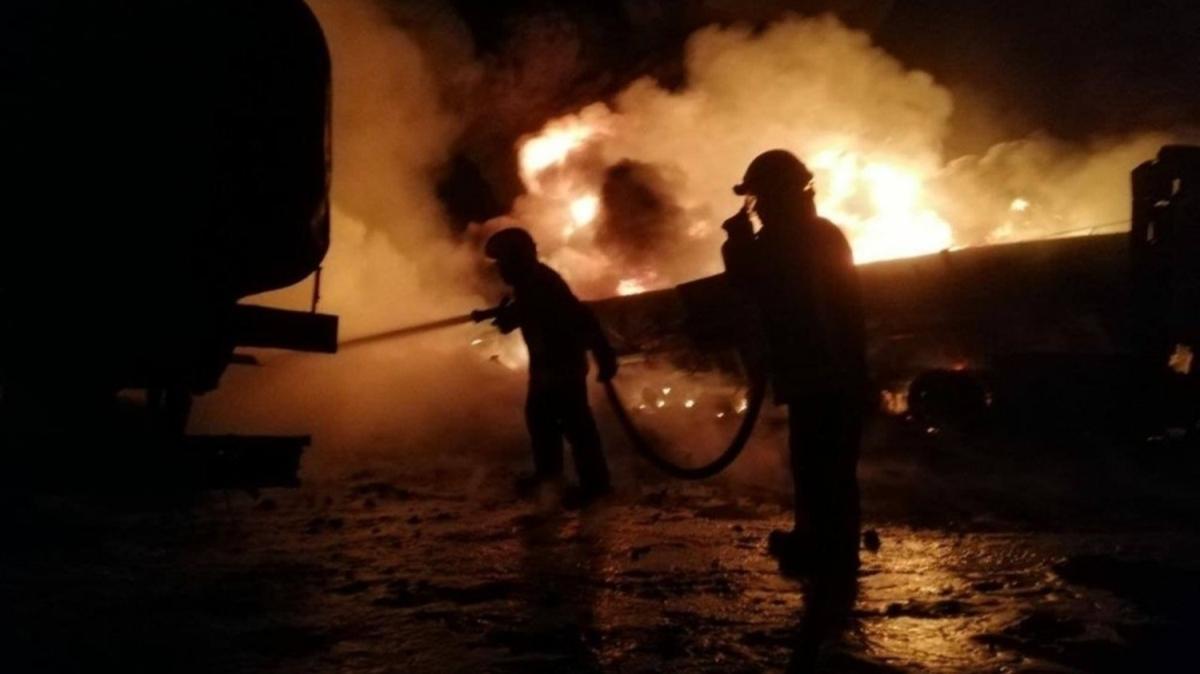 Cerablus'a balistik füzelerle saldırı